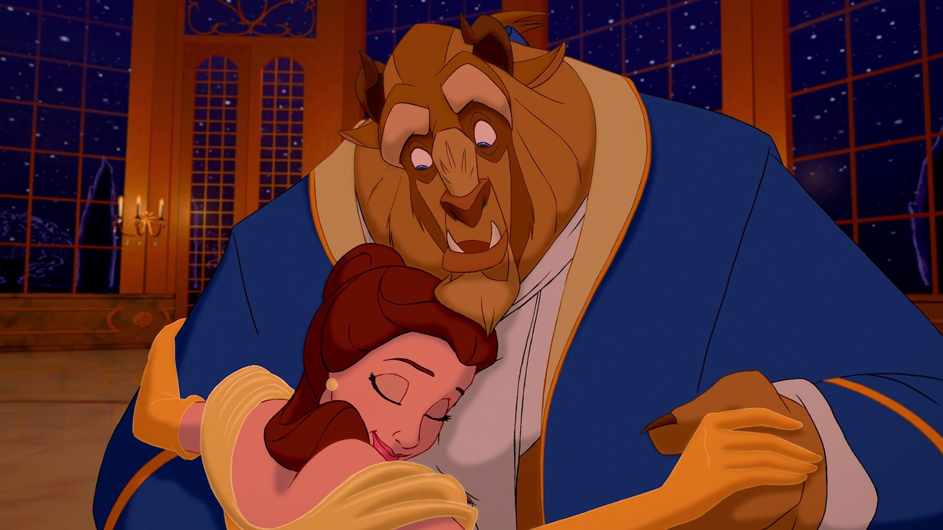 Irish Film Institute -Beauty and the Beast – My Favourite Disney ...