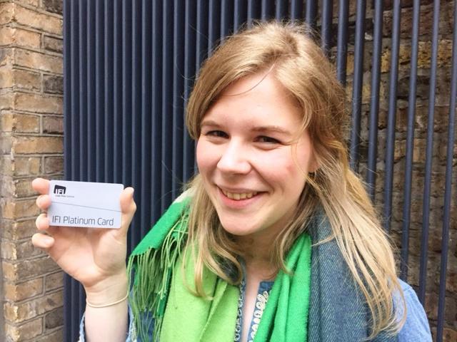2015 winner Julia O'Mahony