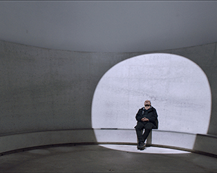 Still image from Architecture of Infinity (2018)